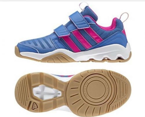 adidas Junior Girls Boys GymPlus 3 CF K Trainers Kids AQ6810 Brand New Boxed